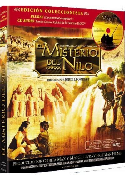 El Misterio Del Nilo (DVD + Cd)