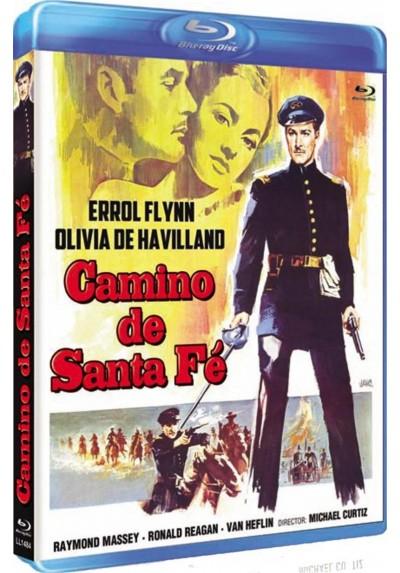 Camino De Santa Fe (Blu-Ray) (Santa Fe Trail)