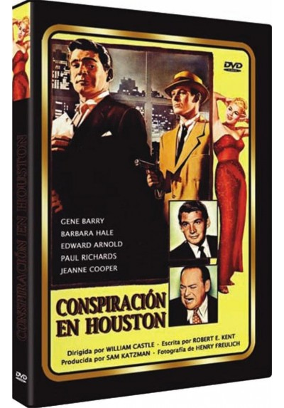 Conspiracion En Houston (The Houston Story)