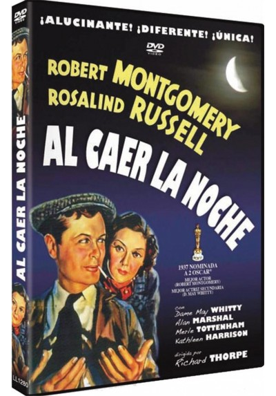 Al Caer La Noche (Night Must Fall)