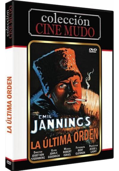 La Ultima Orden (1928) - Coleccion Cine Mudo