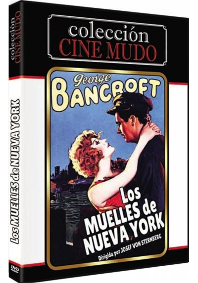 Los Muelles De Nueva York - Coleccion De Cine Mudo