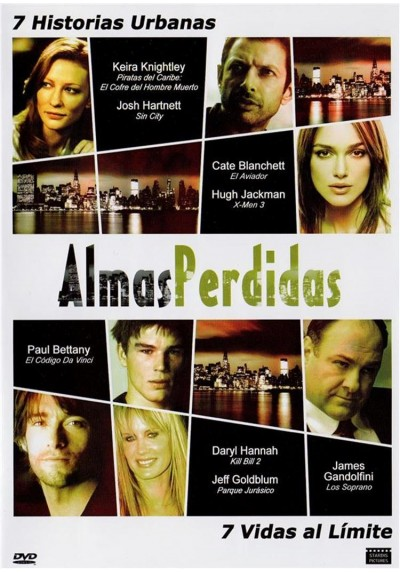 Almas Perdidas (Stories Of Lost Souls)