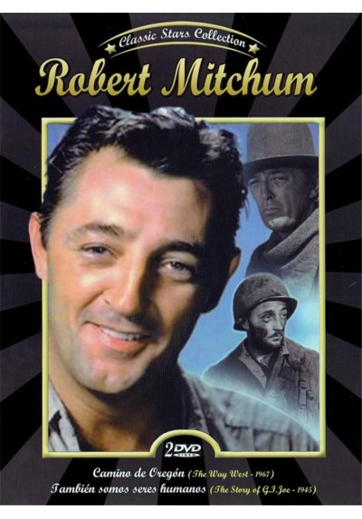 Classic Star Collection - Rober Mitchum