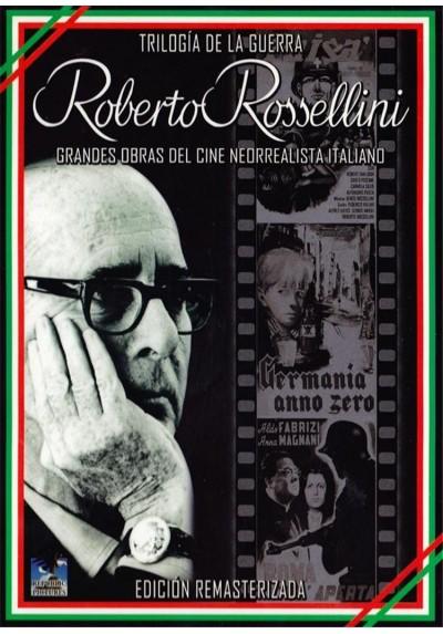 Roberto Rossellini - Trilogia De La Guerra
