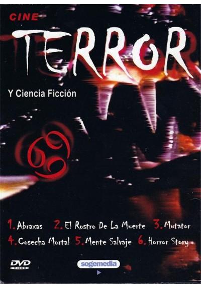 Pack Cine de Terror y Ciencia Ficcion