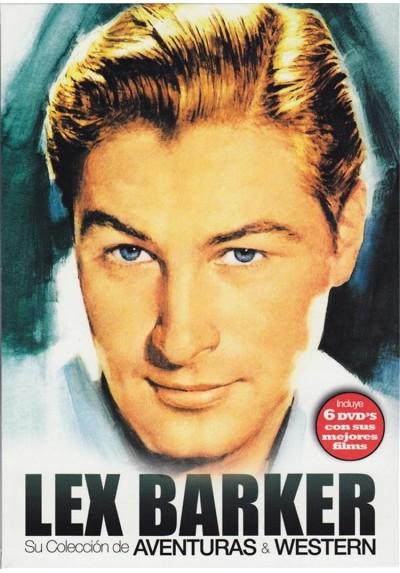 Lex Barker : Su Coleccion De Aventuras Y Western