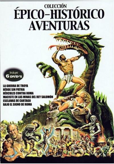 Coleccion Epico-Historico Y Aventuras
