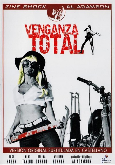 Venganza Total (V.O.S.) (Angel´s Wild Women)