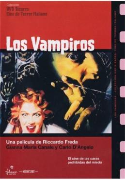Los Vampiros (I Vampiri)