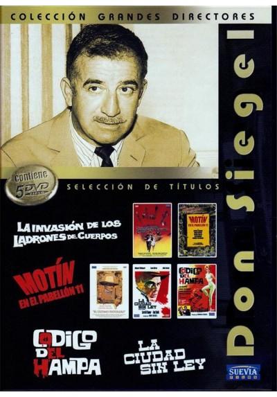 Don Siegel - Coleccion Grandes Directores