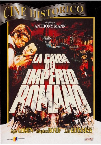 La Caída del Imperio Romano (The Fall of the Roman Empire)