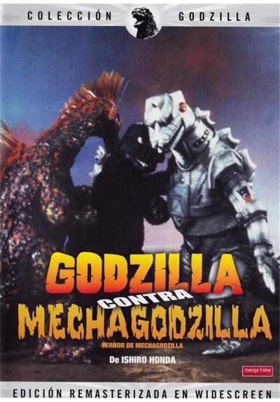 Godzilla Contra Mechagodzilla (Gojira Vs Mekagojiora)