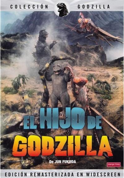 El Hijo De Godzilla (Son Of Godzilla)