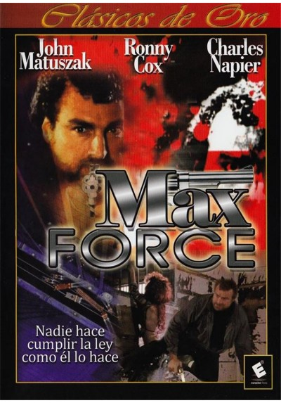 Max Force (One Man Force)