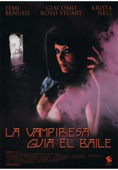 La Vampiresa Guia El Baile (La Sanguisuga Conduce La Danza)