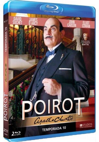 Agatha Christie - Poirot - 10ª Temporada (Blu-Ray)