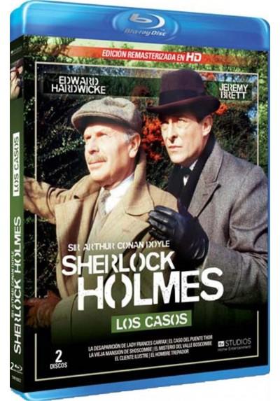 Sherlock Holmes : Los Casos (Blu-Ray)