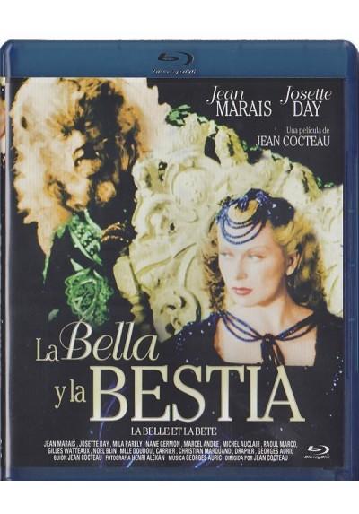 La Bella Y La Bestia (La Belle Et La Bête) (Blu-Ray)