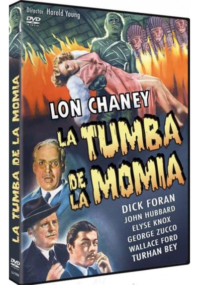 La Tumba De La Momia (The Mummy´s Tomb)