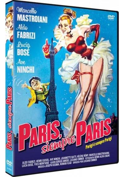 Paris, siempre Paris (Parigi e sempre Parigi)