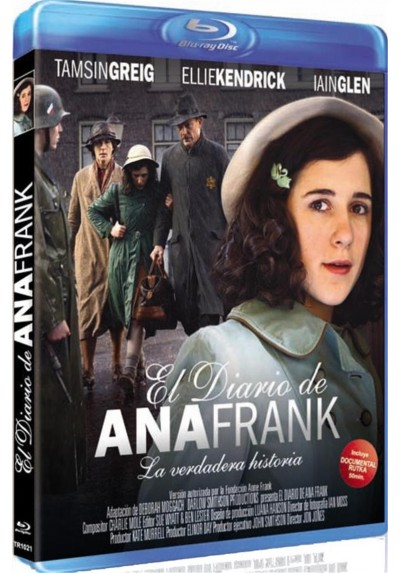 El Diario De Ana Frank (Blu-Ray) (The Diary Of Anne Frank)