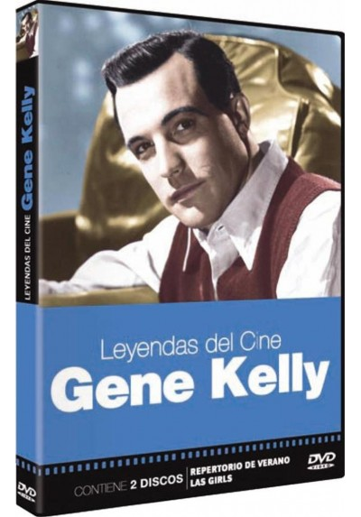Gene Kelly - Leyendas Del Cine
