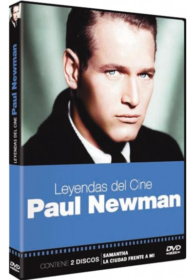 Paul Newman - Leyendas Del Cine