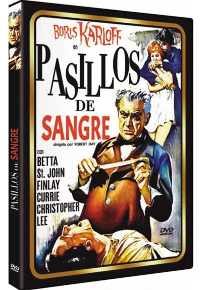 Pasillos De Sangre (Corridors Of Blood)