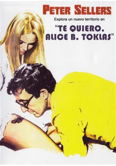 Te quiero, Alice B. Toklas (I Love You, Alice B. Toklas)