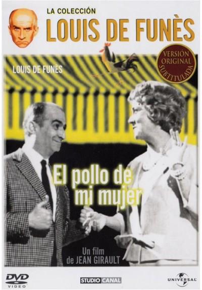 El Pollo De Mi Mujer (V.O.S) - Coleccion Louis De Funes