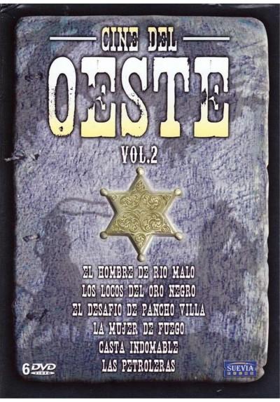 Cine Del Oeste 2 (Pack)