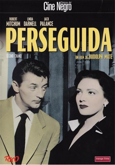 Perseguida (Second Chance)