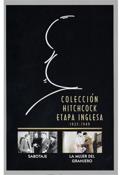 Coleccion Alfred Hitchcock Etapa Inglesa 1927-1949