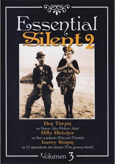 Clasicos Del Cine Mudo Essential Silent 2 - Vol. 3