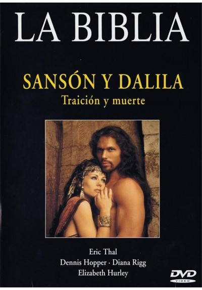 La Biblia 9 - Sanson Y Dalila - Vol. II