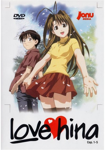 Love Hina - Vol. 1