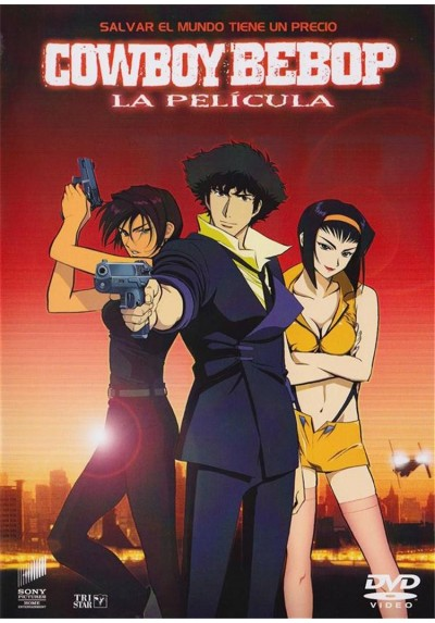 Cowboy Bebop, La Pelicula (Cowboy Bebop, The Movie)