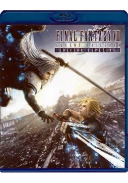 Final Fantasy VII - Advent Children (Blu-Ray)