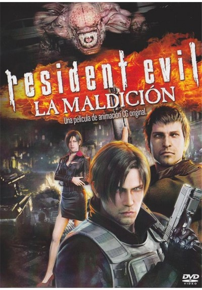 Resident Evil : La Maldicion (Biohazard: Damnation)