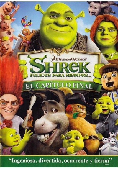 Shrek : Felices Para Siempre (Shrek : Forever After)