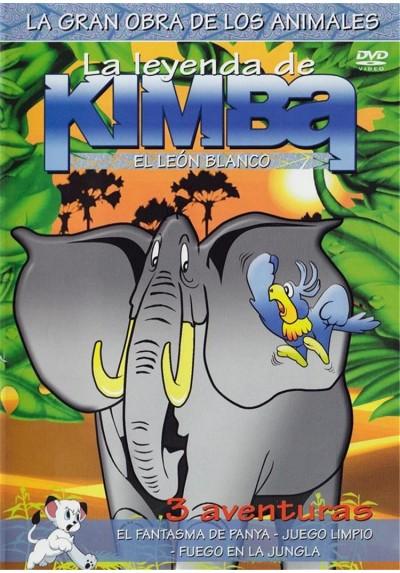 La Leyenda De Kimba, El Leon Blanco