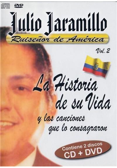 Julio Jamarillo, El Ruiseñor de America