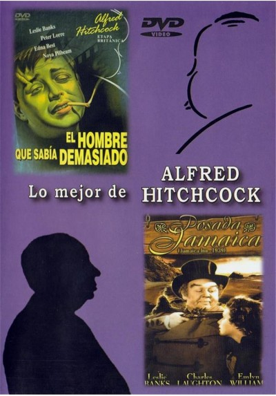 Lo mejor de Alfred Hitchcock