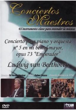 CONCIERTO PARA PIANO Nº 5 – Ludwig van Beethoven