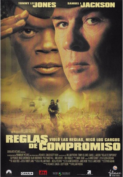 Reglas De Compromiso (Rules Of Engagement)
