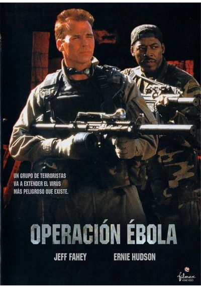 Operacion Ebola (Operation Delta Force)