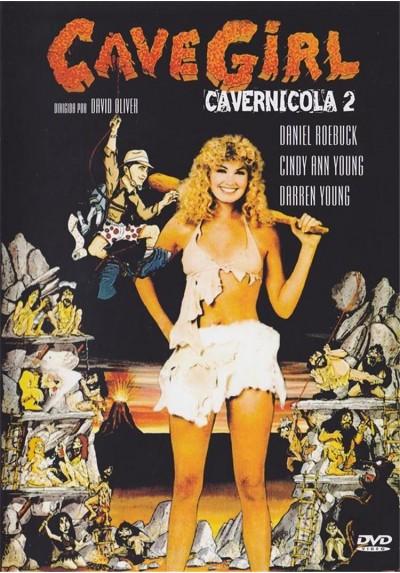 CaveGirl (Cavernicola 2)