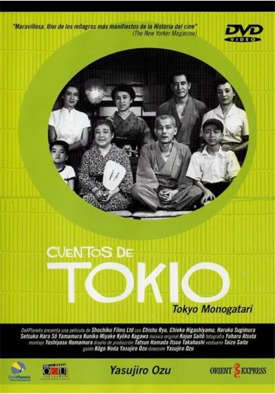 Cuentos De Tokio - Coleccion Hitsuyo