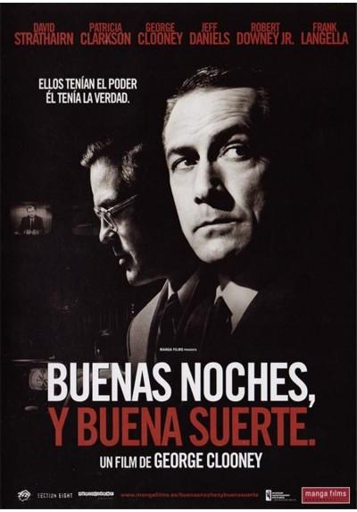Buenas Noches Y Buena Suerte (Good Night And Good Luck)